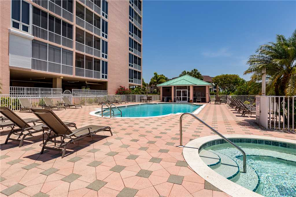 Palm Harbor 204E 3 Bedrooms Elevator Pool Spa WiFi Sleeps 6 Condo rental in Palm Harbor Condos in Fort Myers Beach Florida - #22