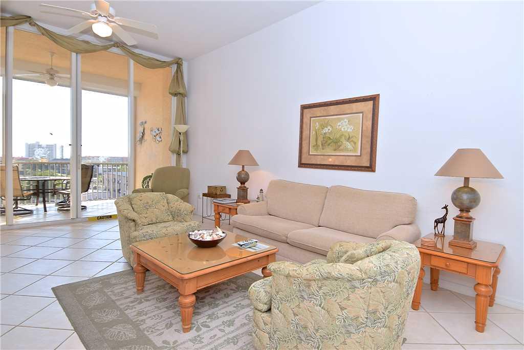Palm Harbor 702W 2 Bedroom 7th Floor Elevator Pool Spa WiFi Sleeps 6
