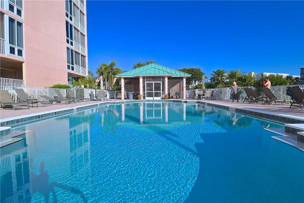 Palm Harbor 702W 2 Bedroom 7th Floor Elevator Pool Spa WiFi Sleeps 6 Condo rental in Palm Harbor Condos in Fort Myers Beach Florida - #2