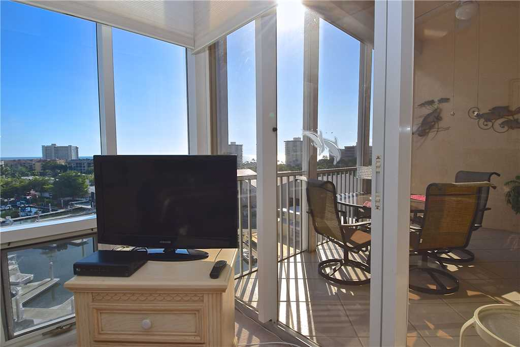 Palm Harbor 702W 2 Bedroom 7th Floor Elevator Pool Spa WiFi Sleeps 6 Condo rental in Palm Harbor Condos in Fort Myers Beach Florida - #14