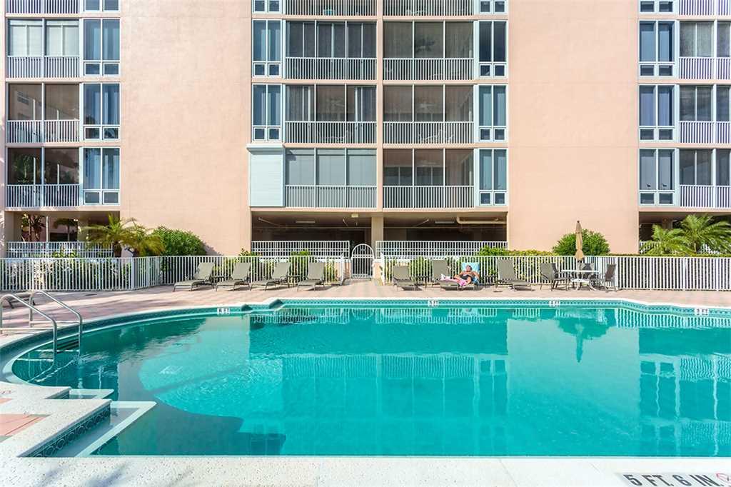 Palm Harbor 702W 2 Bedroom 7th Floor Elevator Pool Spa WiFi Sleeps 6 Condo rental in Palm Harbor Condos in Fort Myers Beach Florida - #22