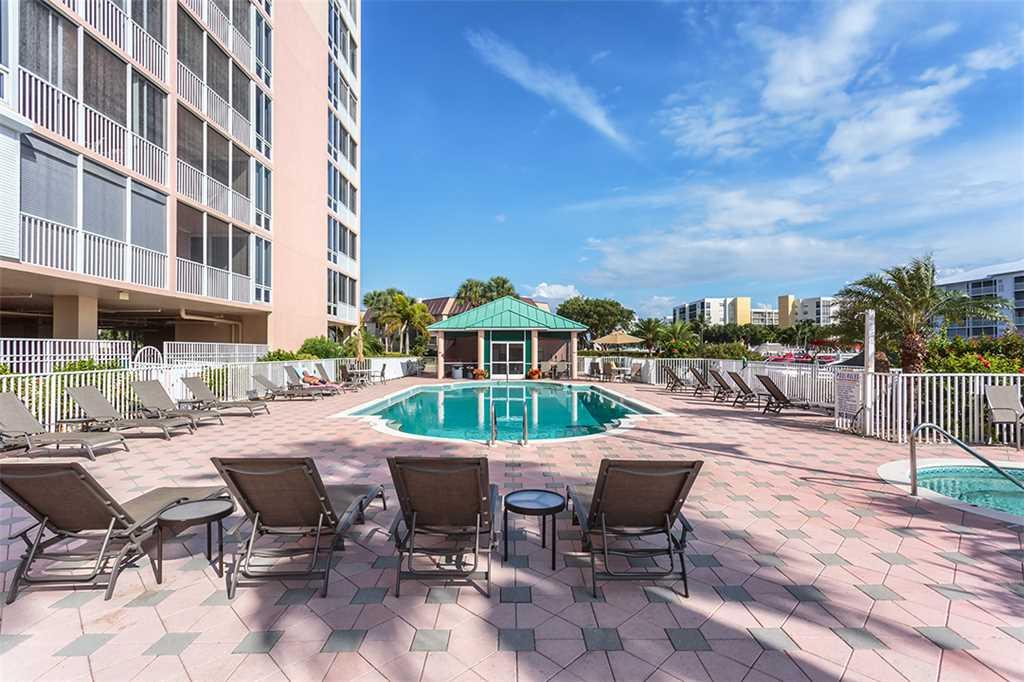 Palm Harbor 702W 2 Bedroom 7th Floor Elevator Pool Spa WiFi Sleeps 6 Condo rental in Palm Harbor Condos in Fort Myers Beach Florida - #24