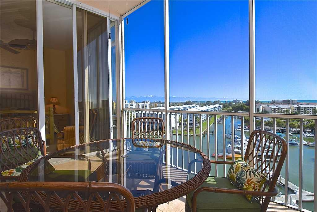 Palm Harbor 802W 2 Bedrooms 8th Floor Elevator Pool  WiFi Sleeps 6