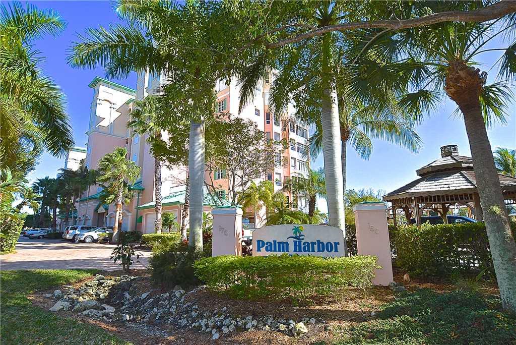 Palm Harbor 802W 2 Bedrooms 8th Floor Elevator Pool  WiFi Sleeps 6 Condo rental in Palm Harbor Condos in Fort Myers Beach Florida - #22