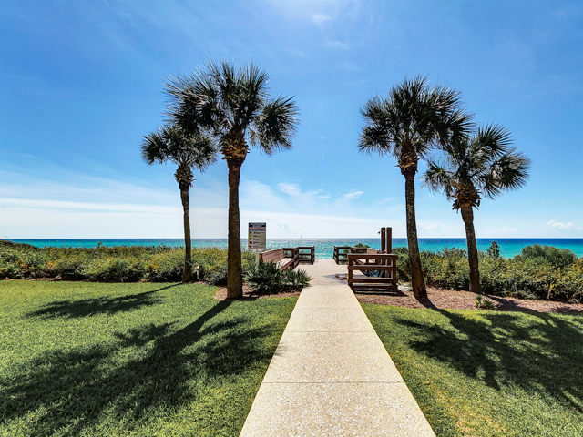 Palms C5 Condo rental in Palms at Seagrove ~ 30a Vacation Rentals by BeachGuide in Highway 30-A Florida - #2