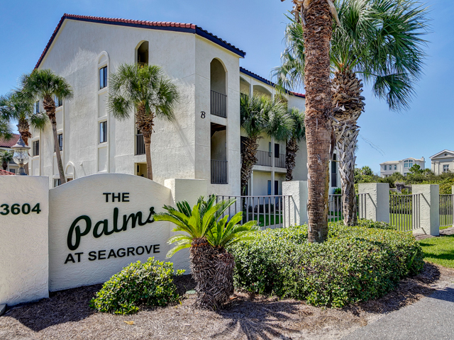 Palms D6 Condo rental in Palms at Seagrove ~ 30a Vacation Rentals by BeachGuide in Highway 30-A Florida - #20