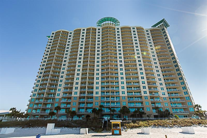 Aqua is directly on the beach in Panama City Beach Florida