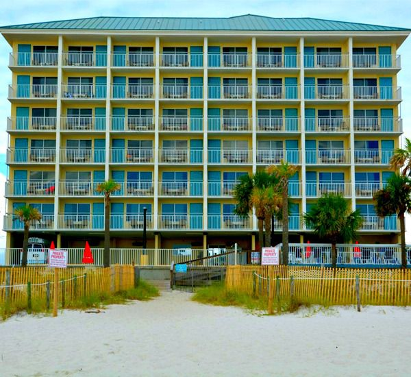 Beach Tower Resort Motel in Panama City Beach Florida