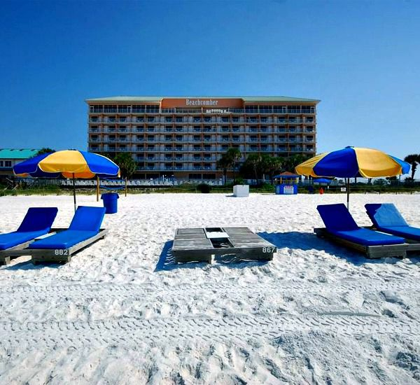 Beachcomber by the Sea in Panama City Beach Florida