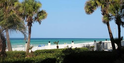 Lovely beach view from Beachside Resort in Panama City Beach FL