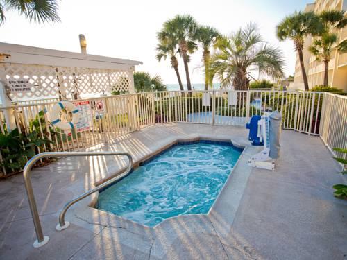 Beautiful pool at Beachside Resort Panama City Beach in Panama City Beach FL