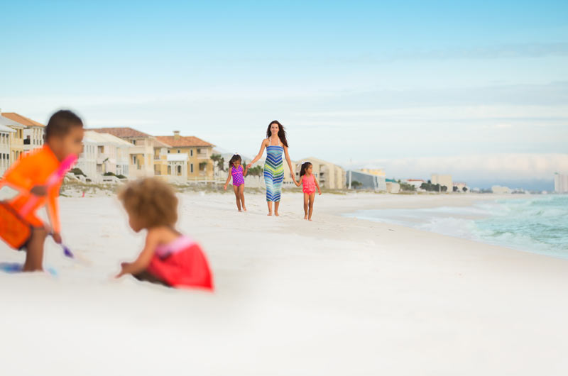 Carillon Beach House Rentals in Panama City Beach FL