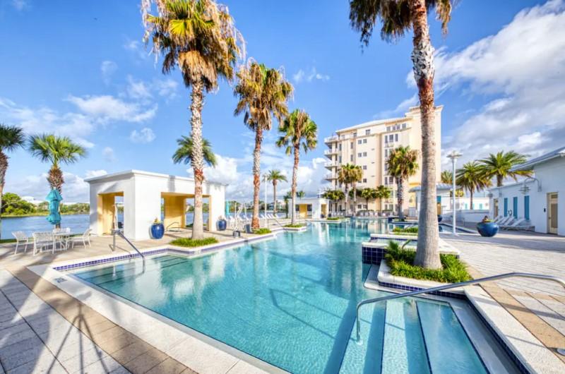 Carillon Beach Resort Inn Panama City Beach Florida