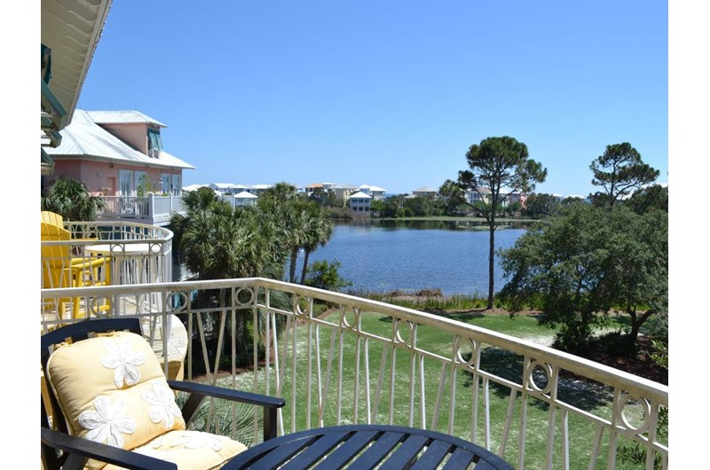 Enjoy the great view from Carillon Condominiums in Panama City Beach FL