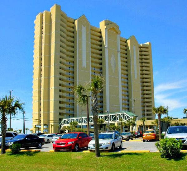 Emerald Isle Condos In Panama City Beach Florida Condo