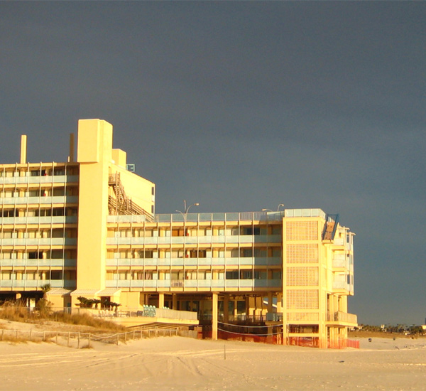 Fontainebleu Terrace in Panama City Beach Florida