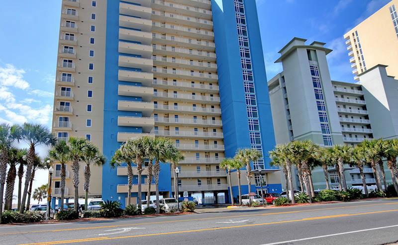 Grandview East Resort in Panama City Beach Florida