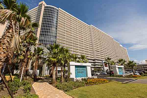 Laketown Wharf  in Panama City Beach Florida