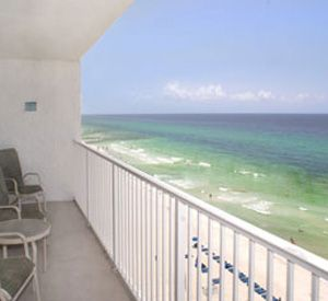 Landmark Holiday Beach Resort in Panama City Beach Florida