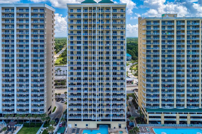 Ocean Ritz Panama City Beach FL