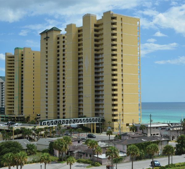 Beach front Ocean Villa in Panama City Beach FL