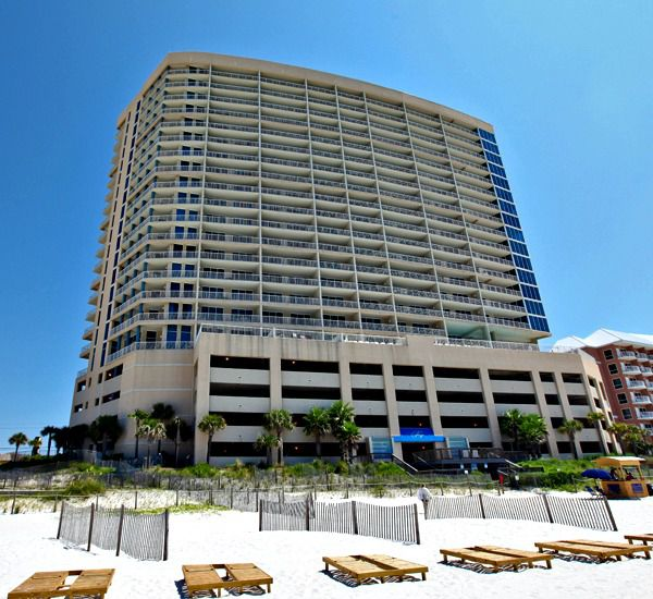 Palazzo Resort Condominiums   in Panama City Beach Florida