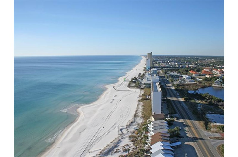 Stunning views from Palazzlo in Panama City Beach Florida