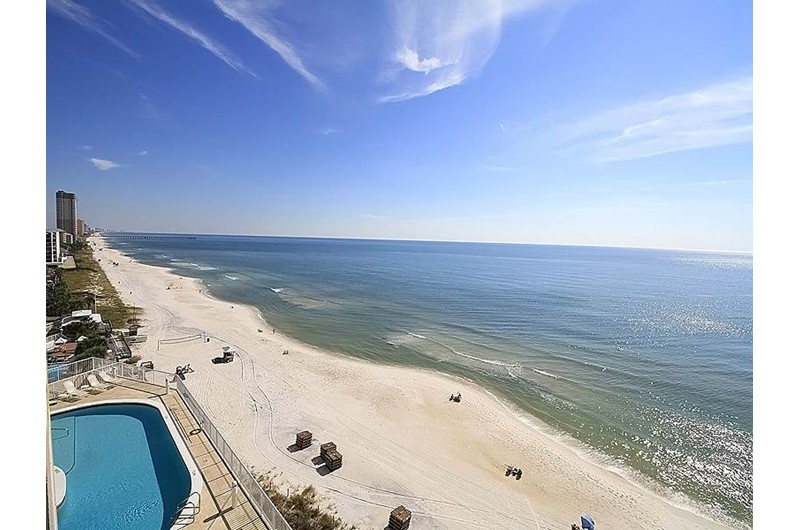 Big views from Palazzlo in Panama City Beach Florida