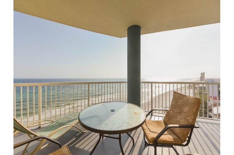 Wonderful corner view from Palazzo in Panama City Beach Florida