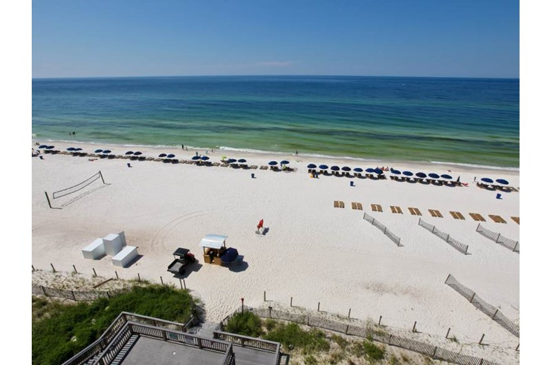 See for miles from Palazzo in Panama City Beach Florida