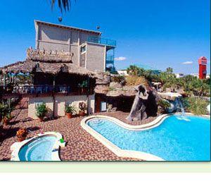 Paradise Found Resort Hotel In Panama City Beach Florida