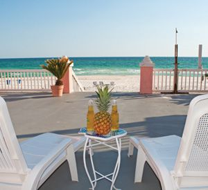 Pineapple Villas on Laguna Beach in Panama City Beach Florida