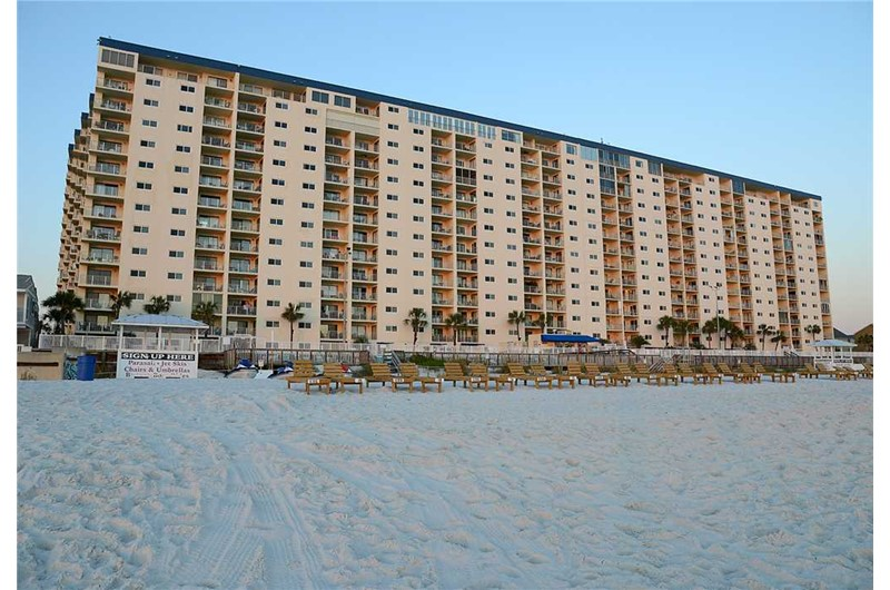 Regency Towers in Panama City Beach FL