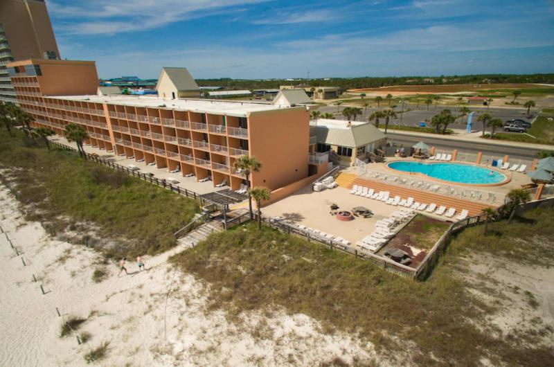 Seahaven Beach Hotel in Panama City Beach FL