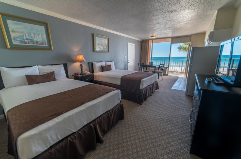 Seahaven Beach Hotel in Panama City Beach Florida