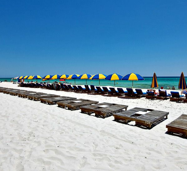 Seychelles Beach Resort   in Panama City Beach Florida