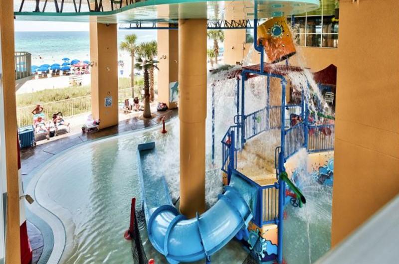 Splash Resort Beachfront Waterpark In Panama City Beach