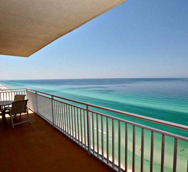 Glorious views from SPLASH!  in Panama City Beach Florida
