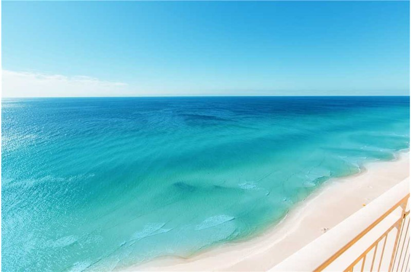 Gulf front condos at Splash! in Panama City Beach Florida