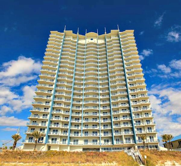 Sterling Breeze Condominiums in Panama City Beach Florida