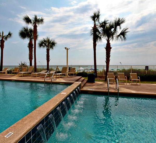 Sterling Reef Condominiums in Panama City Beach Florida