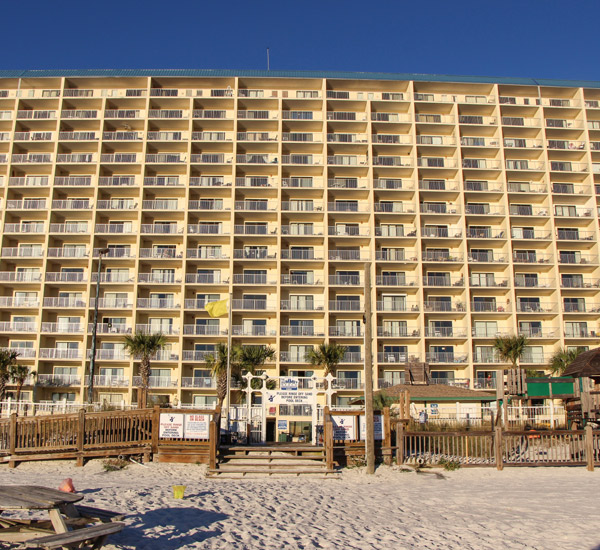 Summit Beach Resort in Panama City Beach Florida