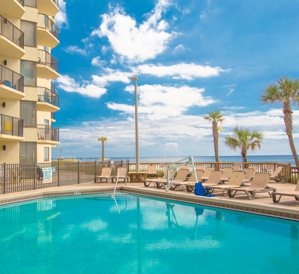 Sunbird Beach Resort In Panama City Florida