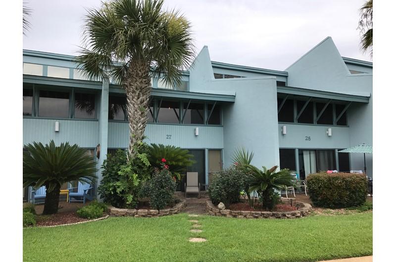 Sunnyside Beach and Tennis Resort in Panama City Beach FL