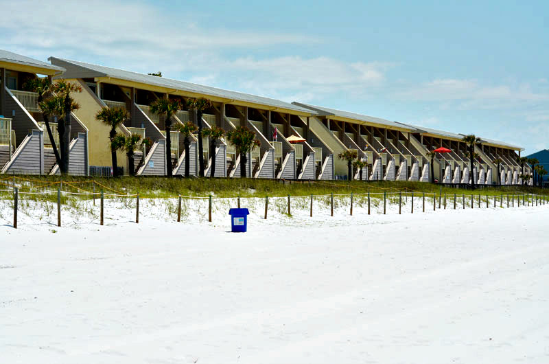 Beachfront at The Shores in Panama City Beach FL