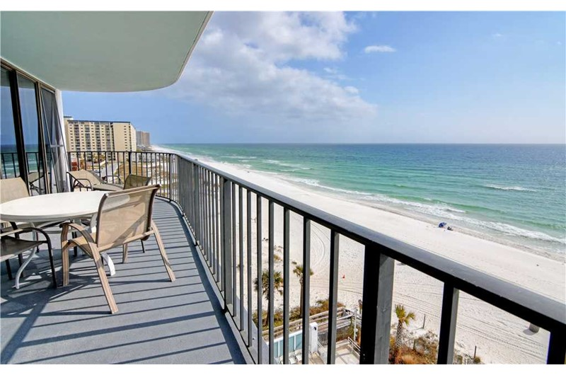 Enjoy stunning views from Watercrest Condominiums in Panama City Beach Florida