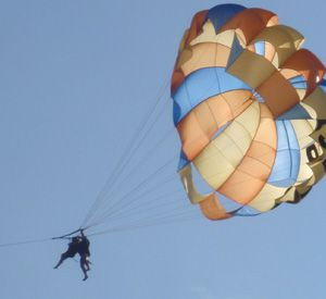 Panama City Parasail in Panama City Beach Florida
