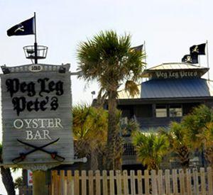 Peg Leg Pete's in Pensacola Beach Florida