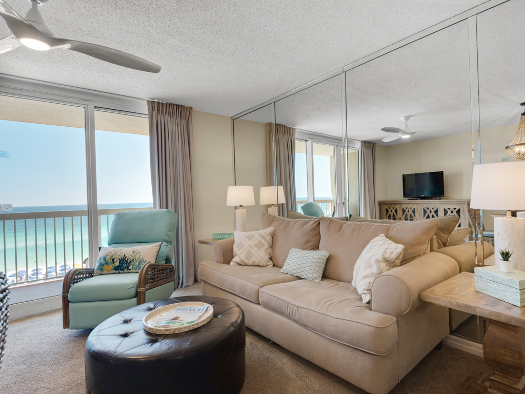 Pelican Beach Resort 0607 Condo rental in Pelican Beach Resort in Destin Florida - #1