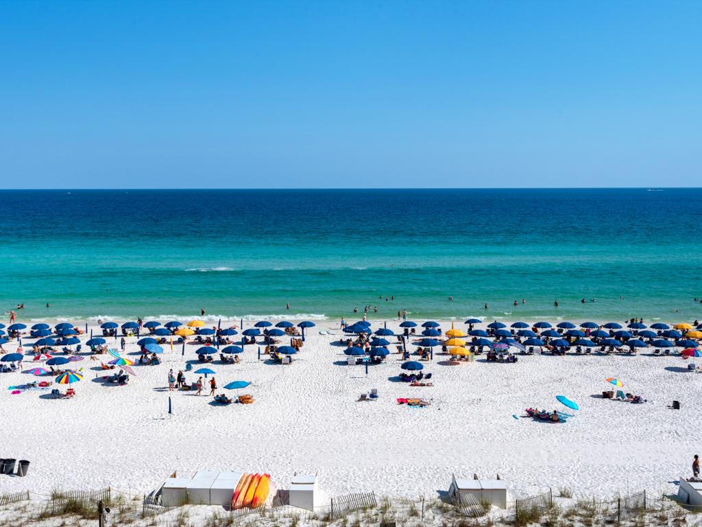 Pelican Beach Resort 0607 Condo rental in Pelican Beach Resort in Destin Florida - #7